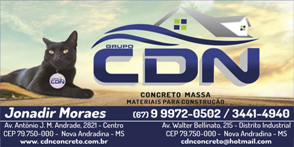 CDN Concreto Usinado